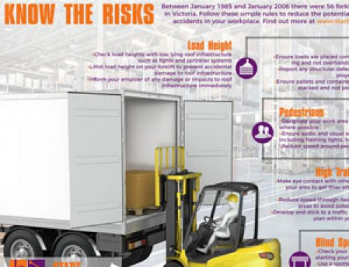 Forklift Warehouse Hazards – Know the Risks