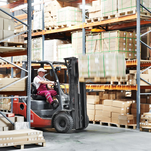 common forklift operator mistakes