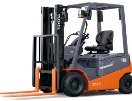 Reach Forklift vs Counterbalance Forklift