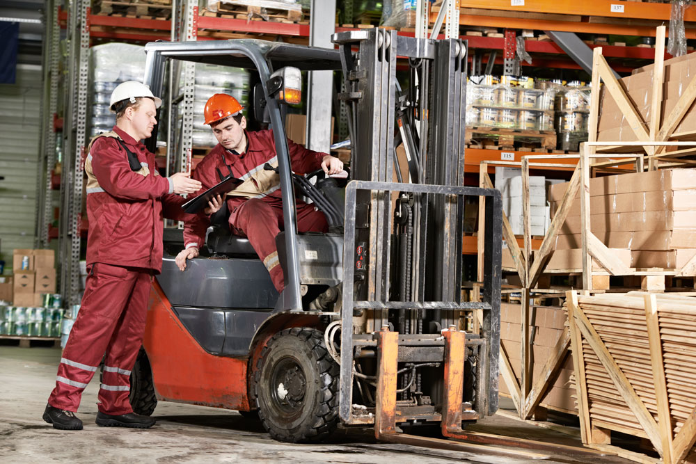 Common Causes of Forklift Accidents
