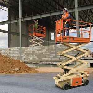 scissor lift training melbourne