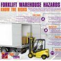 Forklift Warehouse Hazards – Know the Risks