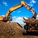 Earthmoving in Environmental Investigations