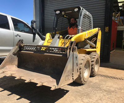 excavator training melbourne